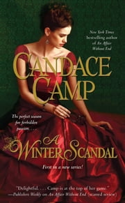 A Winter Scandal ebook by Candace Camp
