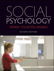 Social Psychology ebook by Wendy Stainton Rogers
