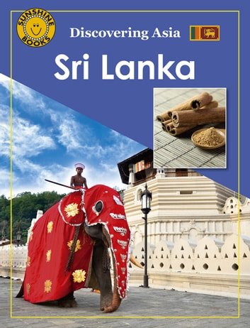 Discovering Asia: Sri Lanka ebook by John Carr