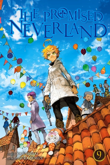 The Promised Neverland, Vol. 9 - The Battle Begins ebook by Kaiu Shirai