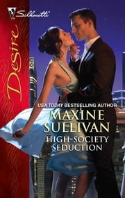 High-Society Seduction ebook by Maxine Sullivan