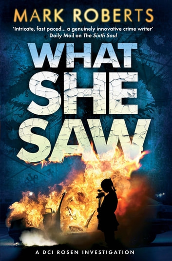 What She Saw - Brilliant page turner - a serial killer thriller with a twist ebook by Mark Roberts