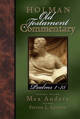 Holman Old Testament Commentary - Psalms ebook by Steven Lawson,Max Anders
