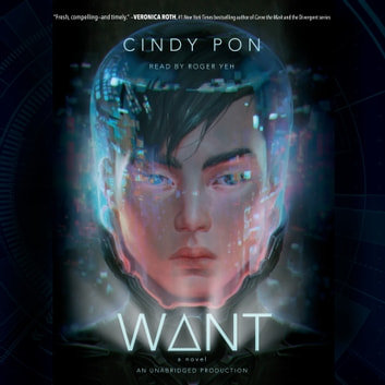 Want audiobook by Cindy Pon