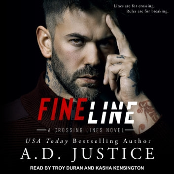 Fine Line audiobook by A.D. Justice