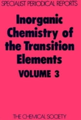 Inorganic Chemistry of the Transition Elements: Volume 3 ebook by Johnson, B F G