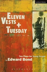 'Eleven Vests' & 'Tuesday' ebook by Kobo.Web.Store.Products.Fields.ContributorFieldViewModel