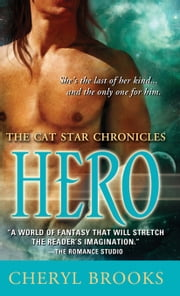 Hero ebook by Cheryl Brooks
