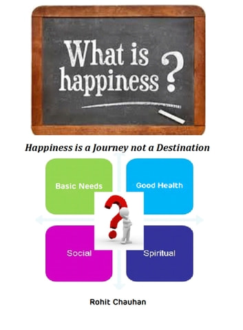 What is Happiness? ebook by Rohit Chauhan