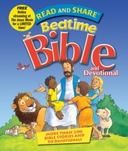 Read and Share Bedtime Bible and Devotional ebook by Gwen Ellis