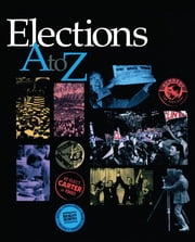 Elections A-Z ebook by John Moore