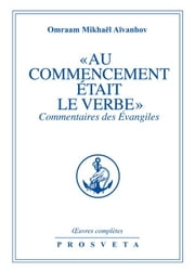 « Au commencement était le Verbe… » ebook by Kobo.Web.Store.Products.Fields.ContributorFieldViewModel