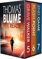The Thomas Blume Series: Books 5-7 ebook by