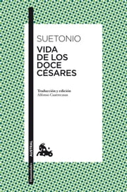 Vida de los doce césares ebook by Suetonio