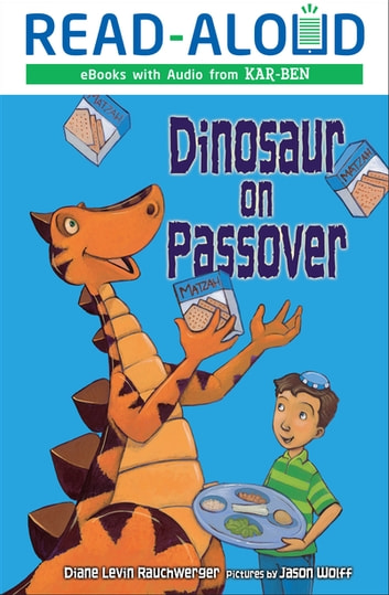 Dinosaur on Passover ebook by Diane Levin Rauchwerger