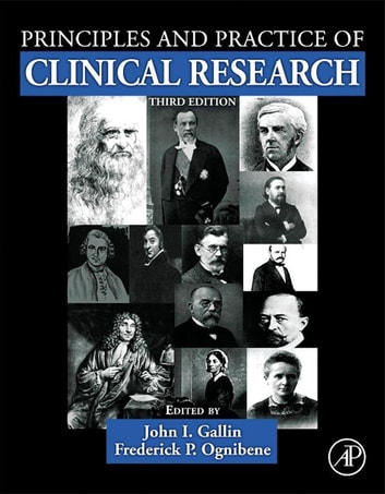 Principles and Practice of Clinical Research ebook by