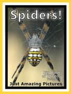 Just Spider Photos! Big Book of Photographs & Pictures of Spiders, Vol. 1 ebook by