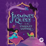 Jasmine's Quest for the Stardust Sapphire audiobook by Kathy McCullough