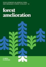 Forest Amelioration ebook by Riedl, O.