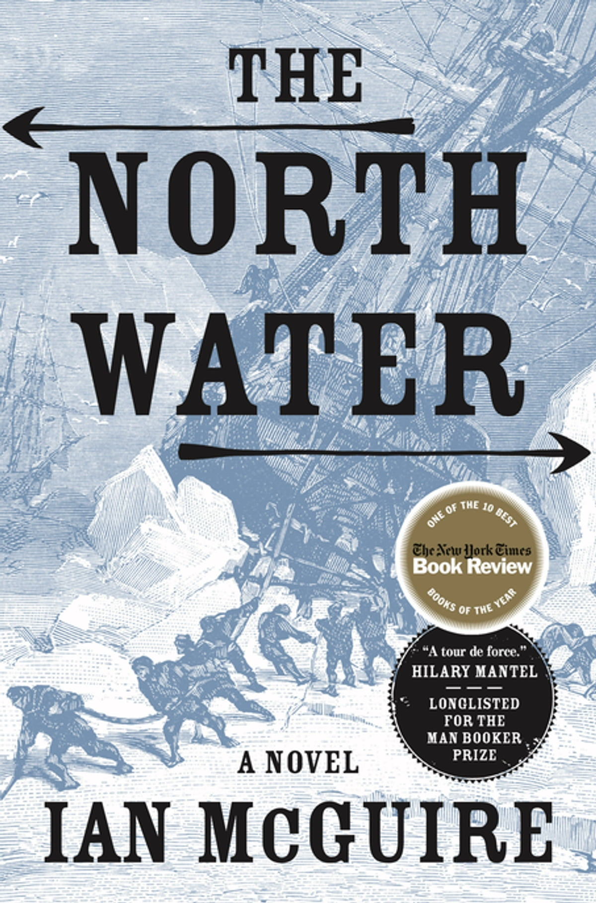 The North Water  A Novel Ebook By Ian Mcguire