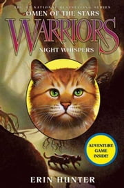 Warriors: Omen of the Stars #3: Night Whispers ebook by Erin Hunter,Owen Richardson,Allen Douglas