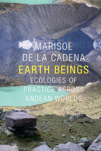 Earth Beings - Ecologies of Practice across Andean Worlds ebook by Marisol de la Cadena
