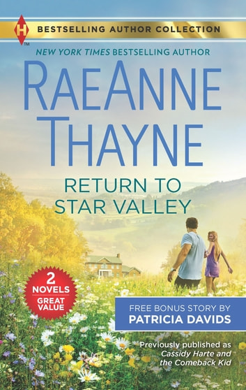 Return to Star Valley & A Matter of the Heart - An Anthology ebook by RaeAnne Thayne,Patricia Davids