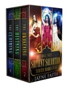 Sapient Salvation Series Books 2 - 4 - A Sapient Salvation Series Box Set Collection ebook by Jayne Faith