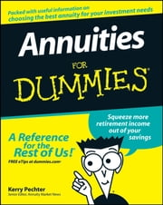 Annuities For Dummies ebook by Kerry Pechter