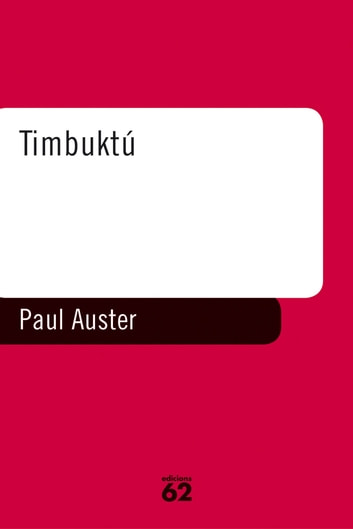 Timbuktú ebook by Paul Auster