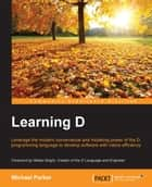 Learning D ebook by Michael Parker