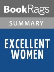 Excellent Women by Barbara Pym Summary & Study Guide ebook by BookRags