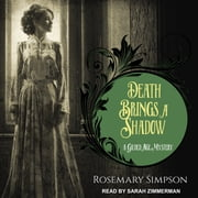 Death Brings a Shadow audiobook by Rosemary Simpson
