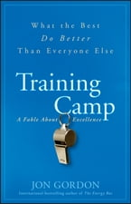 Training Camp, What the Best Do Better Than Everyone Else