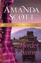Border Storm ebook by Amanda Scott