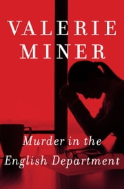 Murder in the English Department ebook by Valerie Miner