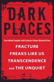 Dark Places - A Young Adult eSampler ebook by Bloomsbury Publishing