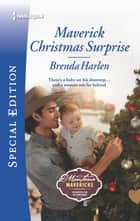 Maverick Christmas Surprise ebook by Brenda Harlen