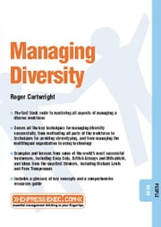 Managing Diversity: People 09.06 ebook by Cartwright, Roger