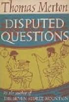 Disputed Questions ebook by Thomas Merton