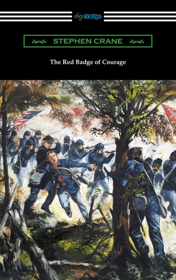 The Red Badge of Courage (with an Introduction by William Targ) ebook by Stephen Crane