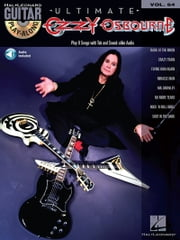 Ozzy Osbourne - Guitar Play-Along Volume 64 ebook by Ozzy Osbourne