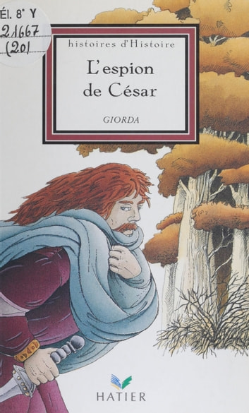 L'espion de César ebook by Giorda