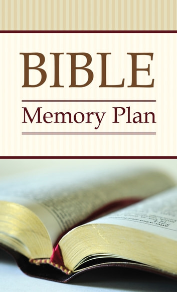 Bible Memory Plan - 52 Verses You Should --and CAN--Know ebook by Compiled by Barbour Staff