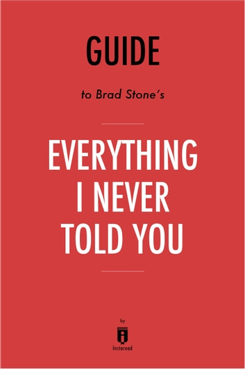 Everything I Never Told You Ebook