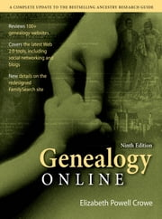 Genealogy Online 9/E ebook by Elizabeth Crowe