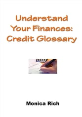 Credit Glossary ebook by Monica Rich