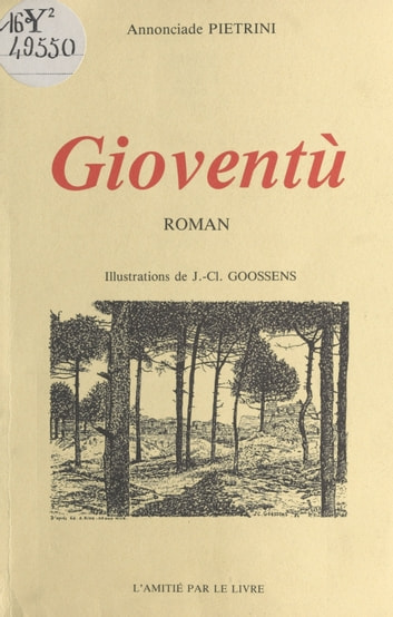 Gioventù ebook by Annonciade Pietrini