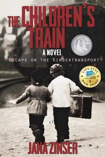 The Children's Train ebook by Jana Zinser