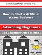 How to Start a Artificial Waxes Business (Beginners Guide) ebook by Elmo Lowery